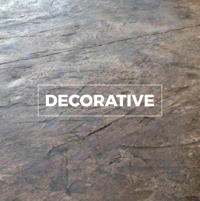 Decorative Concrete Solutions in Mississippi
